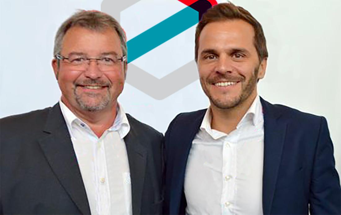 Philippe Blin et Arnaud Brouquier