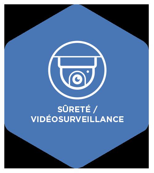 Sûreté / Vidéosurveillance